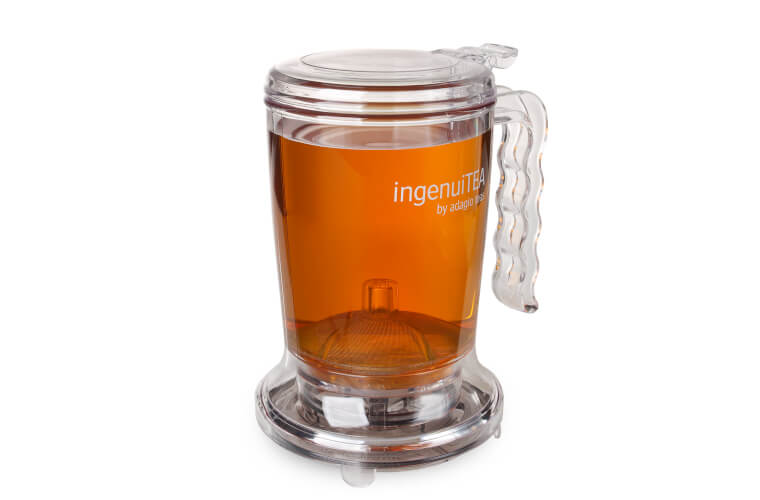 Ingenuitea Loose Tea Infuser Brewer Adagio Teas Uk