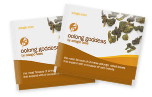 oolong goddess teabags